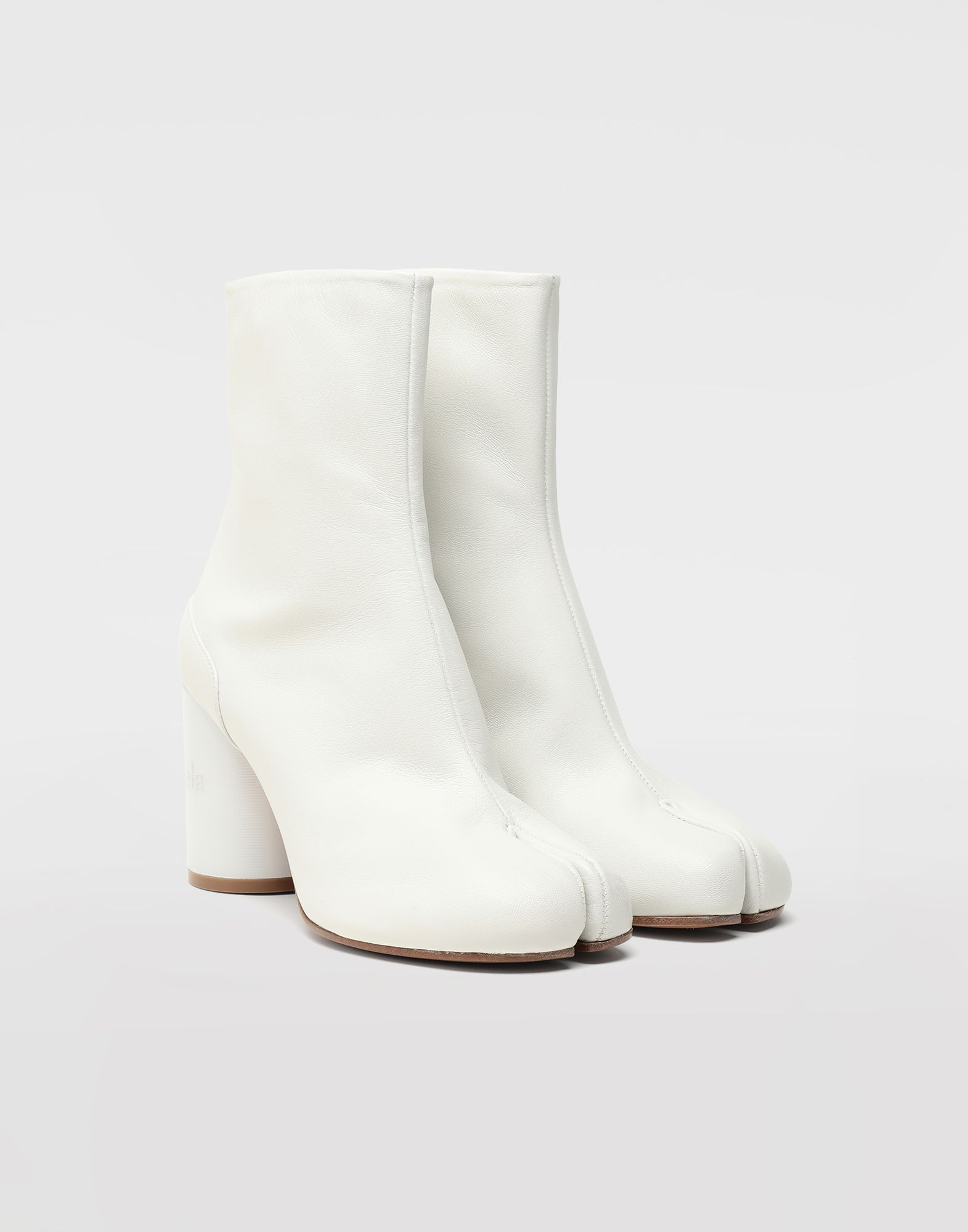 MAISON MARGIELA Tabi hologram ankle boots Tabi boots & Ankle boots Woman r
