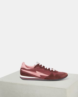 ISABEL MARANT SNEAKERS Woman BUSTEE sneakers d