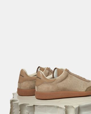 ISABEL MARANT BASKETS Homme Baskets BRYCY d