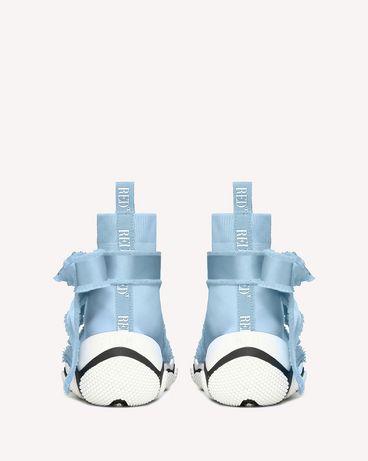 REDValentino RQ0S0B89YMN IQ8 运动鞋 女士 d