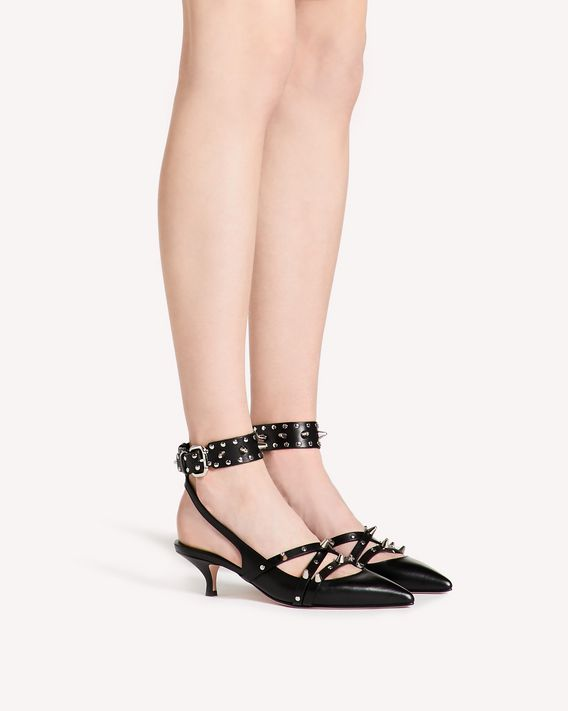 REDValentino ROMANTIC PUNK COURT SHOE