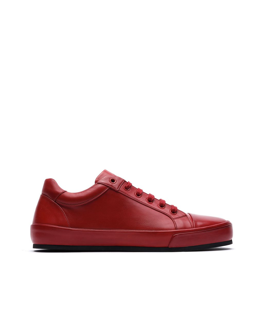 BRIONI Red Sneaker Sneakers Man f