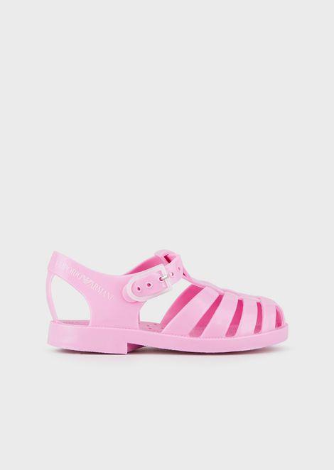 EMPORIO ARMANI Sandals E f