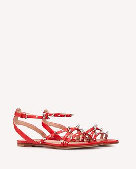 REDValentino Sandal Woman RQ0S0C17MEN 0NO f