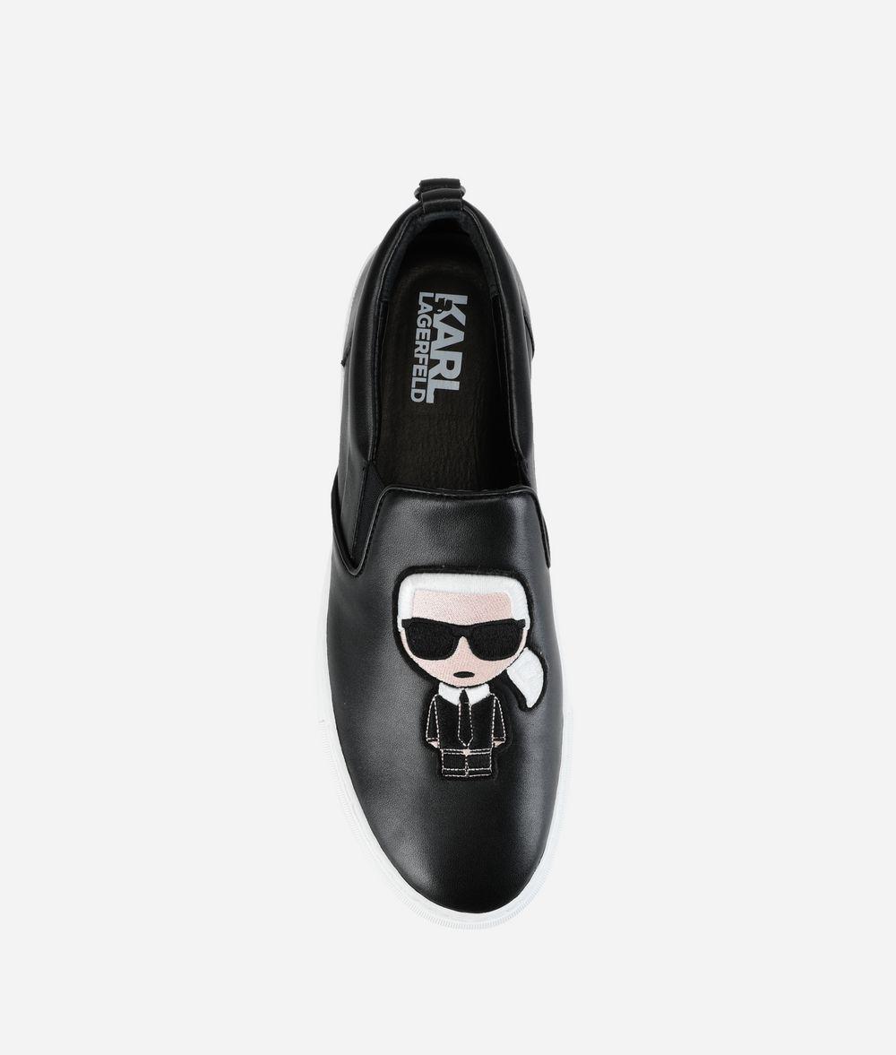 KARL LAGERFELD K/Ikonik Kupsole Slip-On Sneakers Man d
