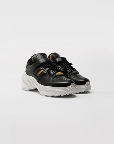 SHOES Low-top Retro Fit sneakers Black