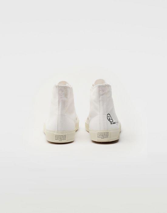 MAISON MARGIELA Tabi high top canvas sneakers Sneakers Tabi [*** pickupInStoreShipping_info ***] d