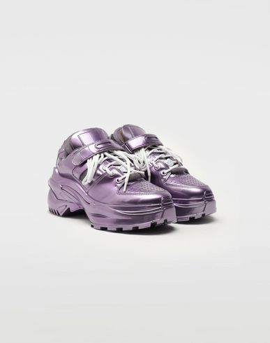 SHOES Retro Fit low-top sneakers Purple