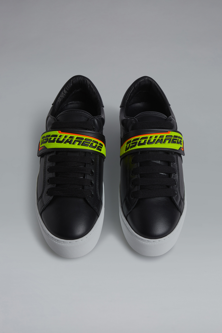 DSQUARED2 Bionic Sport New Tennis Sneakers Sneaker Woman