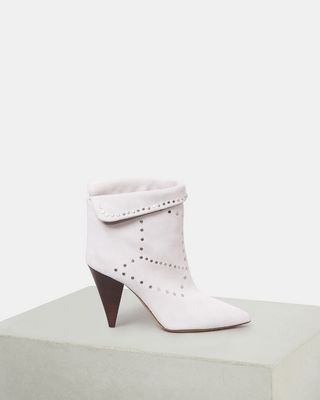 ISABEL MARANT BOOTS Woman LISBO ankle boots d