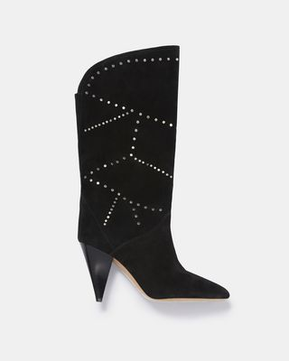 LESTEE high heeled boots