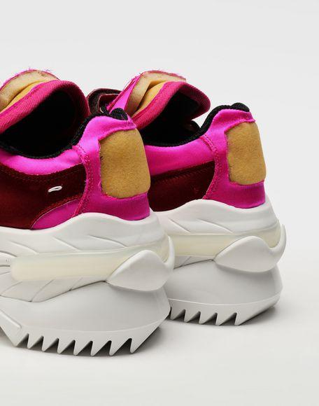 MAISON MARGIELA Retro Fit satin sneakers Sneakers Woman a