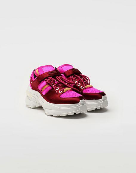 MAISON MARGIELA Retro Fit satin sneakers Sneakers Woman r