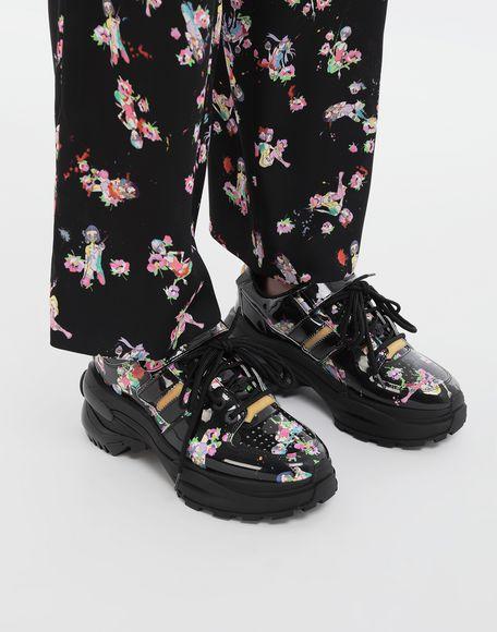 MAISON MARGIELA Retro Fit Kawaii-print sneakers Sneakers Woman b