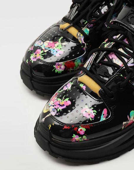 MAISON MARGIELA Retro Fit Kawaii-print sneakers Sneakers Woman e