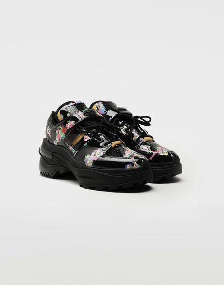 MAISON MARGIELA Retro Fit Kawaii-print sneakers Sneakers Woman r