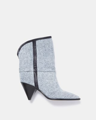 LUAM ankle boots