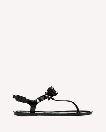 REDValentino RQ0S0C33DFW 0NO Sandal Woman a