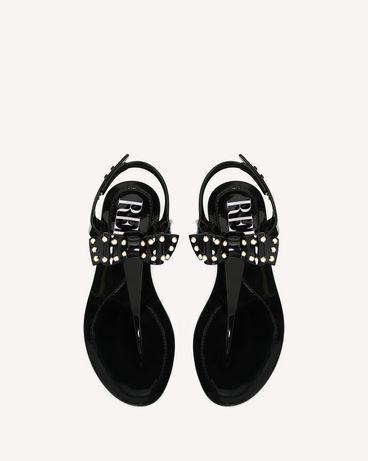 REDValentino RQ0S0C33DFW 0NO Sandal Woman d