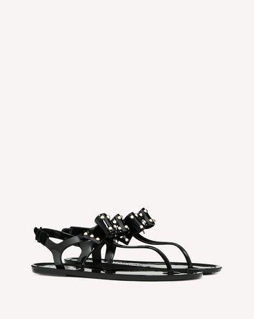 REDValentino RQ0S0C33DFW 0NO Sandal Woman f