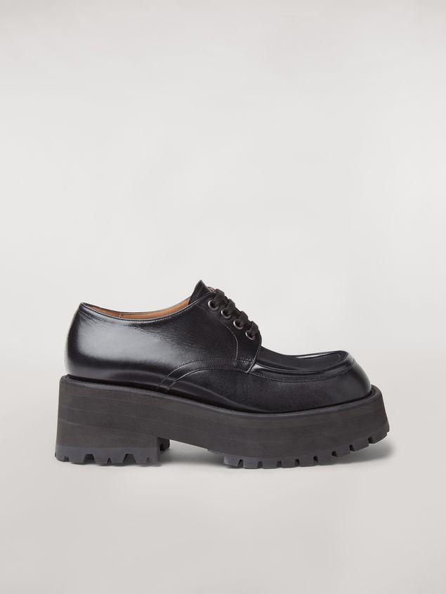 Marni Zapatos con cordones CARRO ARMATO en piel de cordero Mujer - 1