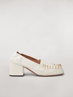 Marni PIERCING lambskin pump Woman