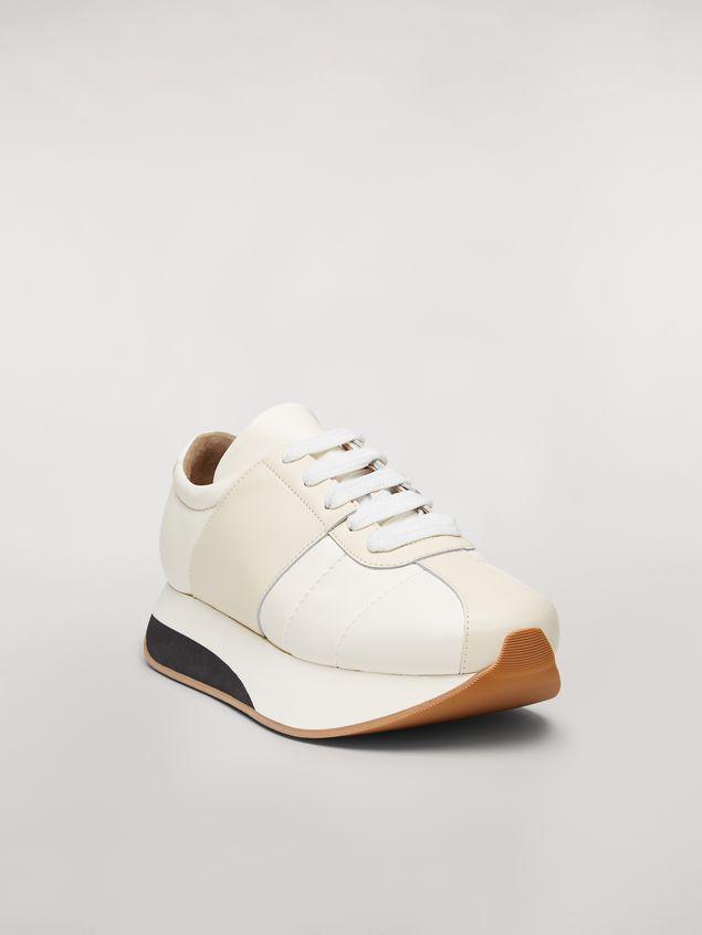 Marni Marni BIG FOOT sneaker in nappa lambskin Man - 2