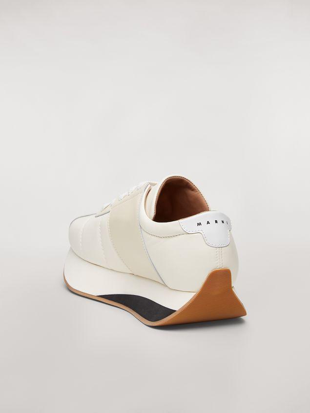 Marni Marni BIG FOOT sneaker in nappa lambskin Man - 3