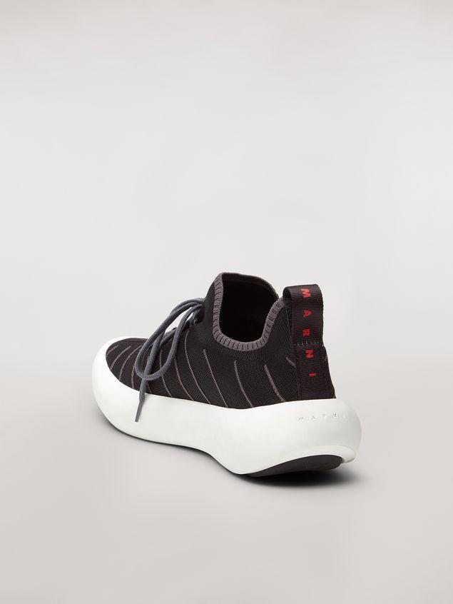 Marni Sneakers BANANA de Poliéster con costuras en zigzag Hombre