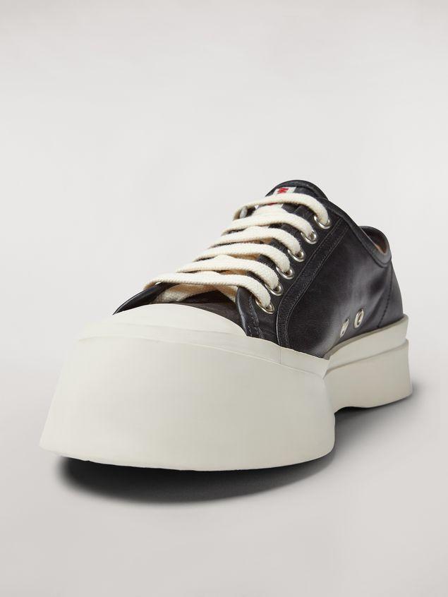 Marni Marni PABLO sneaker in black nappa leather Woman - 5