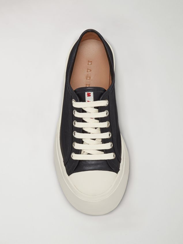 Marni Marni PABLO sneaker in black nappa leather Woman - 4