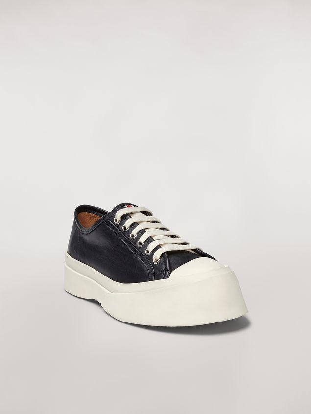 Marni Marni PABLO sneaker in black nappa leather Woman - 2