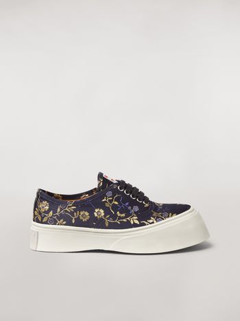 Marni Sneaker Marni PABLO in jacquard floreale Donna f