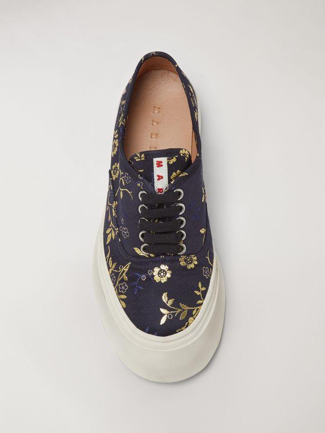 Marni Marni PABLO sneaker in floral jacquard Woman - 4