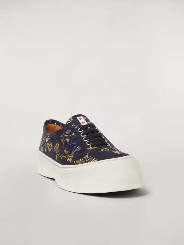 Marni Marni PABLO sneaker in floral jacquard Woman - 2
