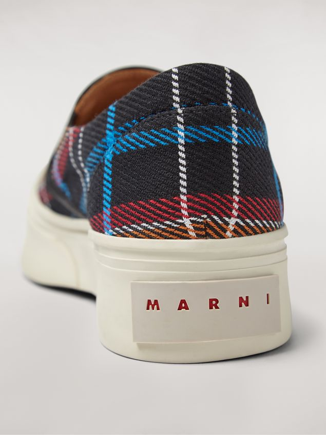 Marni Sneaker Marni PABLO in double check drill Woman - 5