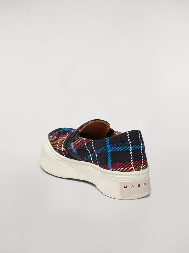 Marni Sneaker Marni PABLO in double check drill Woman - 3