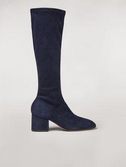 Marni Botas calcetín de ante Mujer