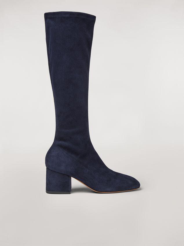 Marni Sock leg suede boot Woman - 1