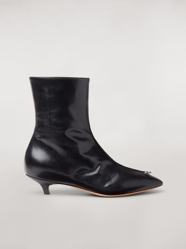 Marni PIERCING lambskin ankle boot Woman - 1