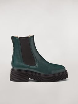 Marni MILLERIGHE lambskin ankle boot Woman