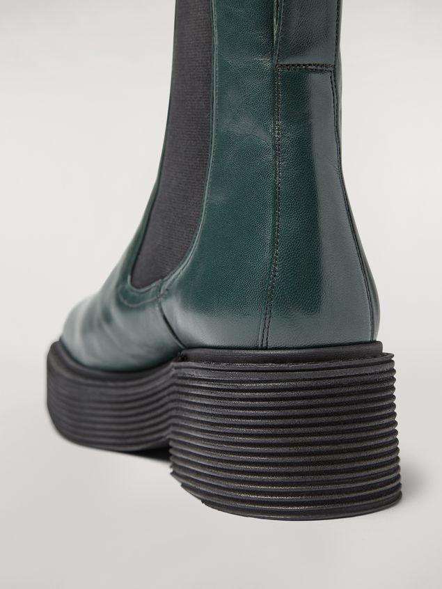 Marni MILLERIGHE lambskin ankle boot Woman - 5
