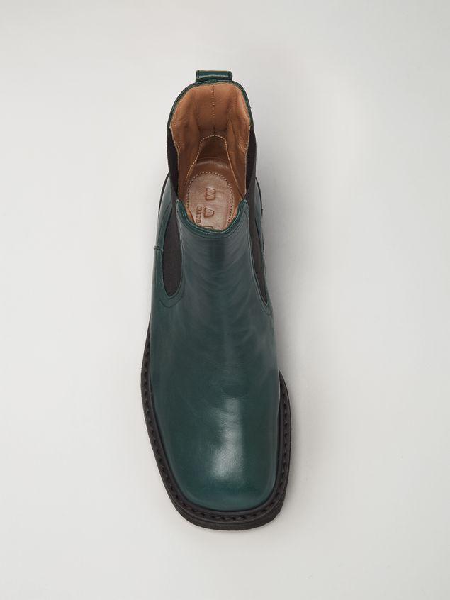 Marni MILLERIGHE lambskin ankle boot Woman - 4