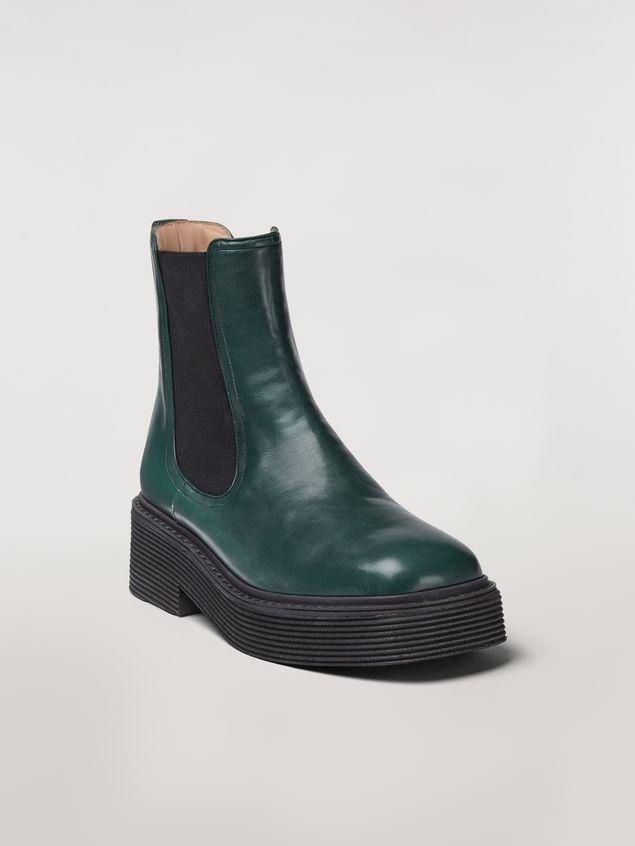 Marni MILLERIGHE lambskin ankle boot Woman - 2