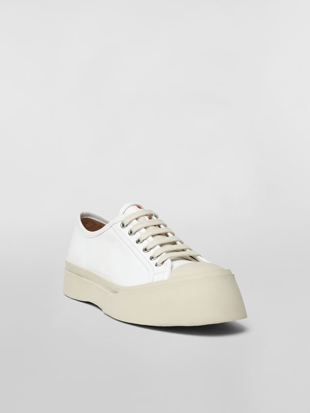 Marni Marni PABLO sneaker in white nappa leather Woman - 2