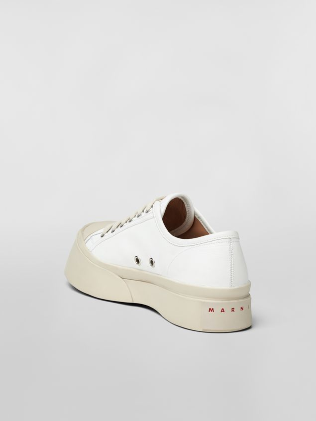 Marni Marni PABLO sneaker in white nappa leather Woman - 3