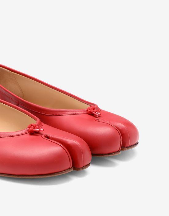 MAISON MARGIELA Calfskin Tabi ballet flats Tabi ballet flats [*** pickupInStoreShipping_info ***] a