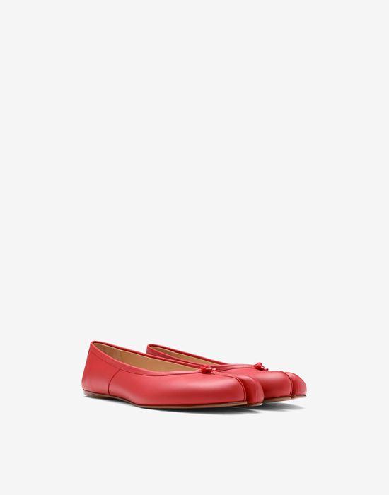 MAISON MARGIELA Calfskin Tabi ballet flats Tabi ballet flats [*** pickupInStoreShipping_info ***] r