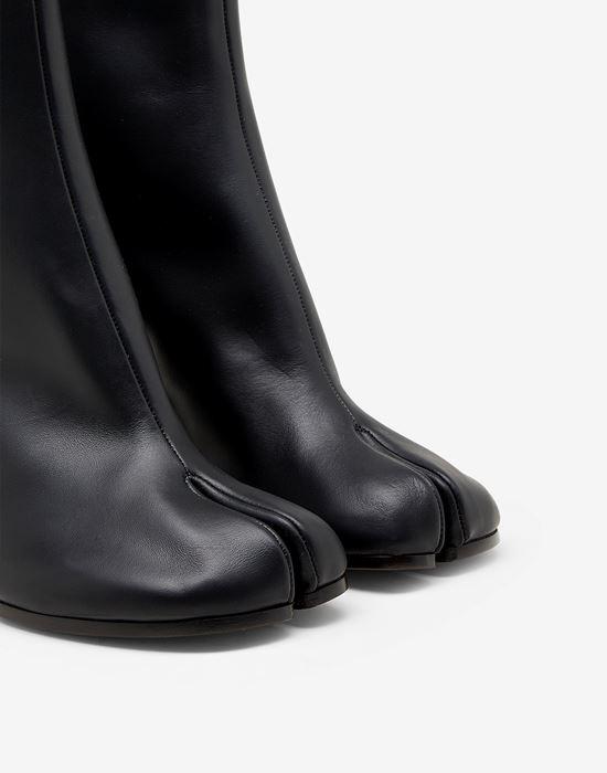 MAISON MARGIELA Calfskin Tabi boots Tabi boots [*** pickupInStoreShipping_info ***] a