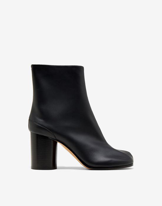 MAISON MARGIELA Calfskin Tabi boots Tabi boots [*** pickupInStoreShipping_info ***] f